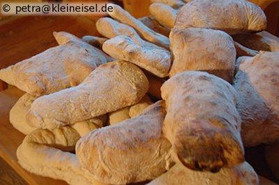Urlaubsschätze - Brot und mehr