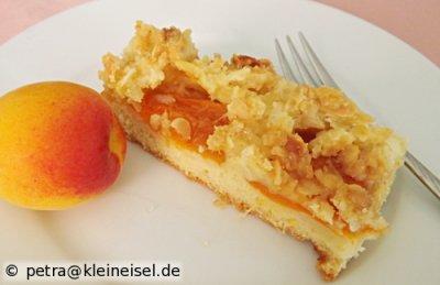 Leckerer Aprikosenkuchen