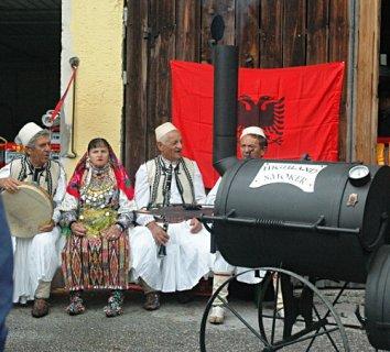 An einem Wochenende im September: Brotfest in Rauris