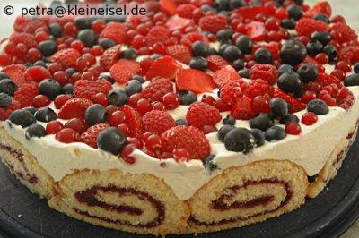 Reload: Sommerbeeren-Torte