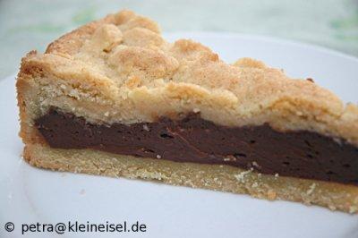 Pudding-Streuselkuchen