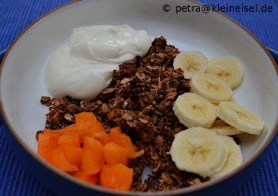 Koch mein Rezept: Babka, Granola und Apfelkuchen
