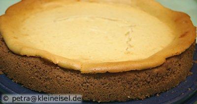 Koch mein Rezept: Spekulatius-Käse-Kuchen