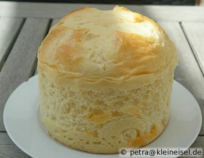 Orangenbrioche nach Tom The Baker