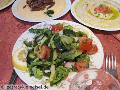 Genuss pur: syrisches Essen