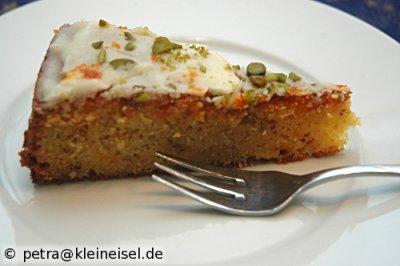 Nachgebacken: Saftiger Orangen-Mandelkuchen