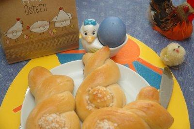 Frohe und gesegnete Ostern!