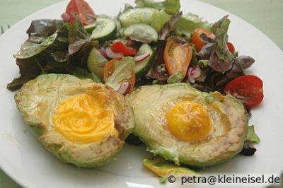 Gefüllte Avocado (5:2)